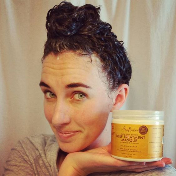 Shea Moisture Deep Treatment Masque