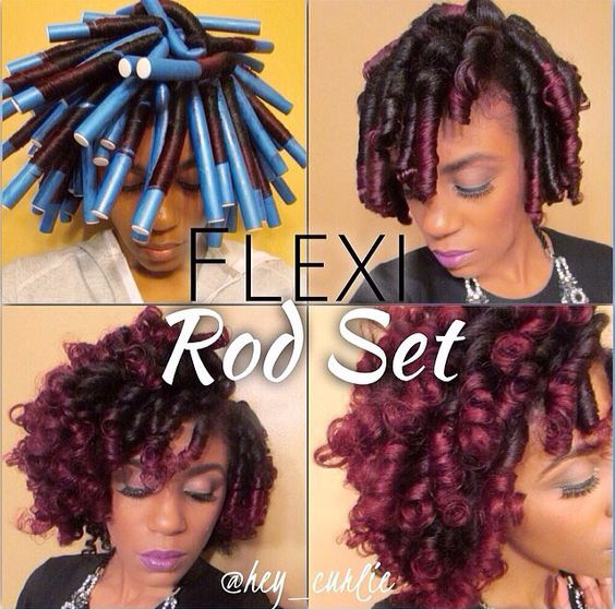 What are Flexi-Rods?