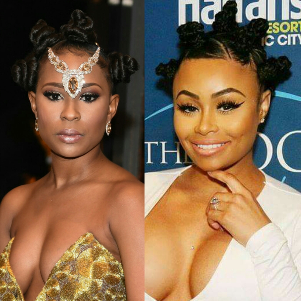 The Bantu Battle, who wore it best Dej Loaf or Blac Chyna?