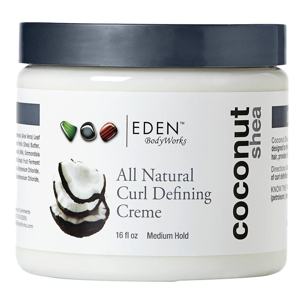 Eden All Natural Curl Defining Cream